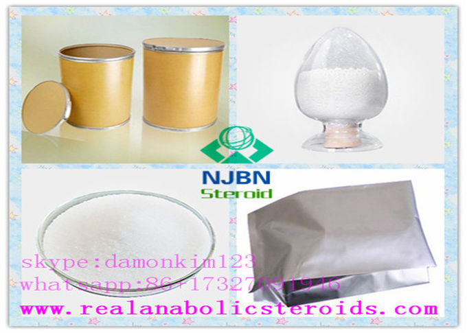 CAS 2446-23-3 Anti Estrogen Steroids White Powders Oral Turinabol 4-Chlorodehydromethyltestosterone